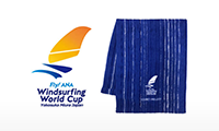 We co-sponsored the windsurfing WC 2019 as an eco-activity.